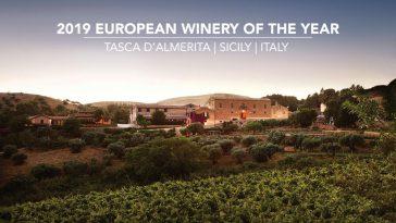 "Tasca d'Almerita dinamai ""European Winery of the Year"" oleh Wine Enthusiast"