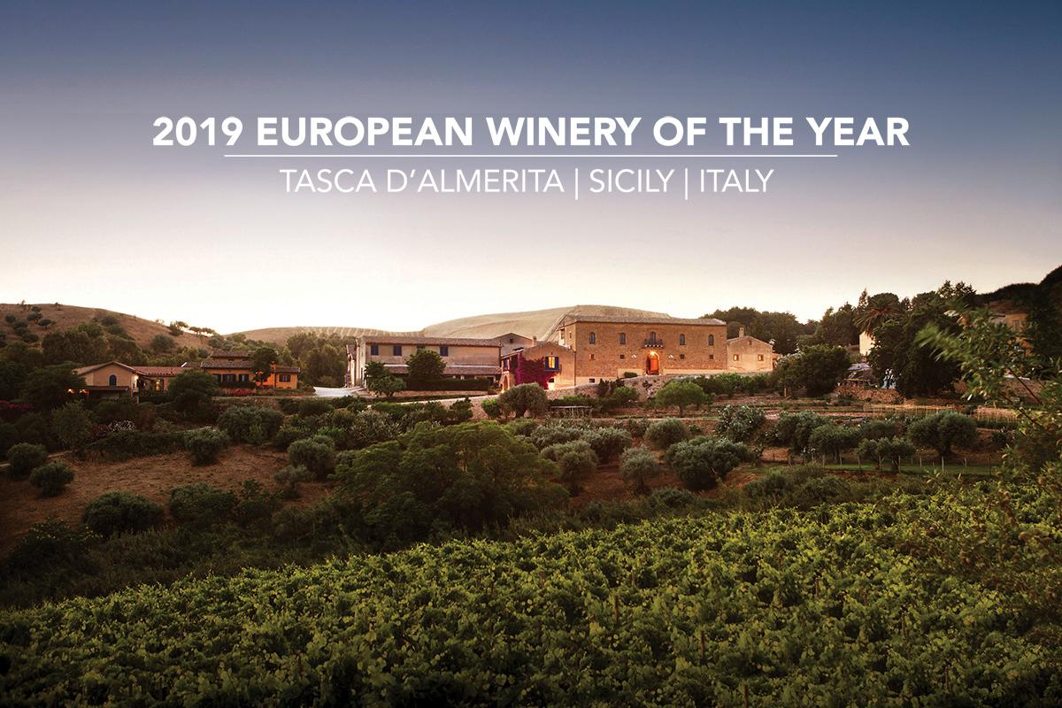 "Tasca d'Almerita dinamai ""European Winery of the Year"" oleh Wine Enthusiast"