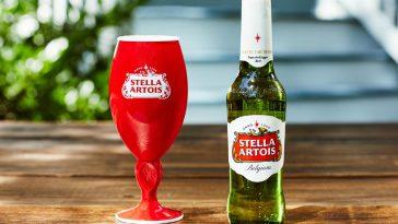 Stella Artois - Standar Emas Bagi Lager Eropa