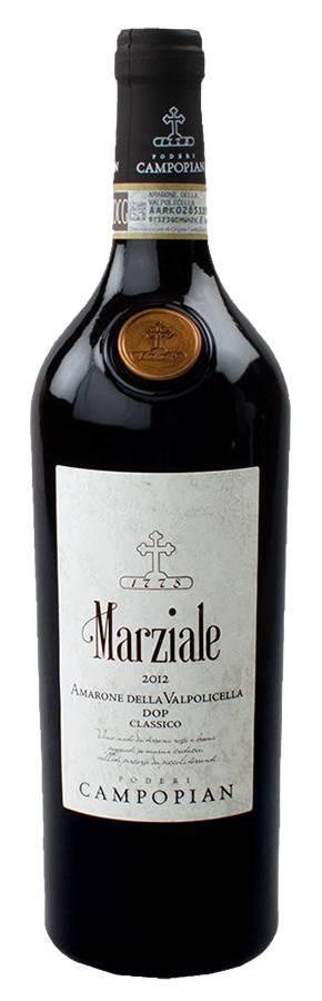 """""""Marziale"""" Amarone Della Valpolicella Classico DOCG"""
