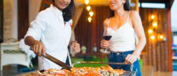 Tips untuk Memasangkan Wine dengan Hidangan Laut