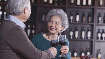 ワインは健康と長寿にいいですか?