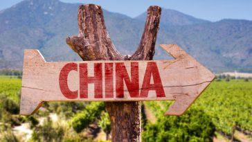 중국에서 떠오르고 있는 와인 생산 지역들