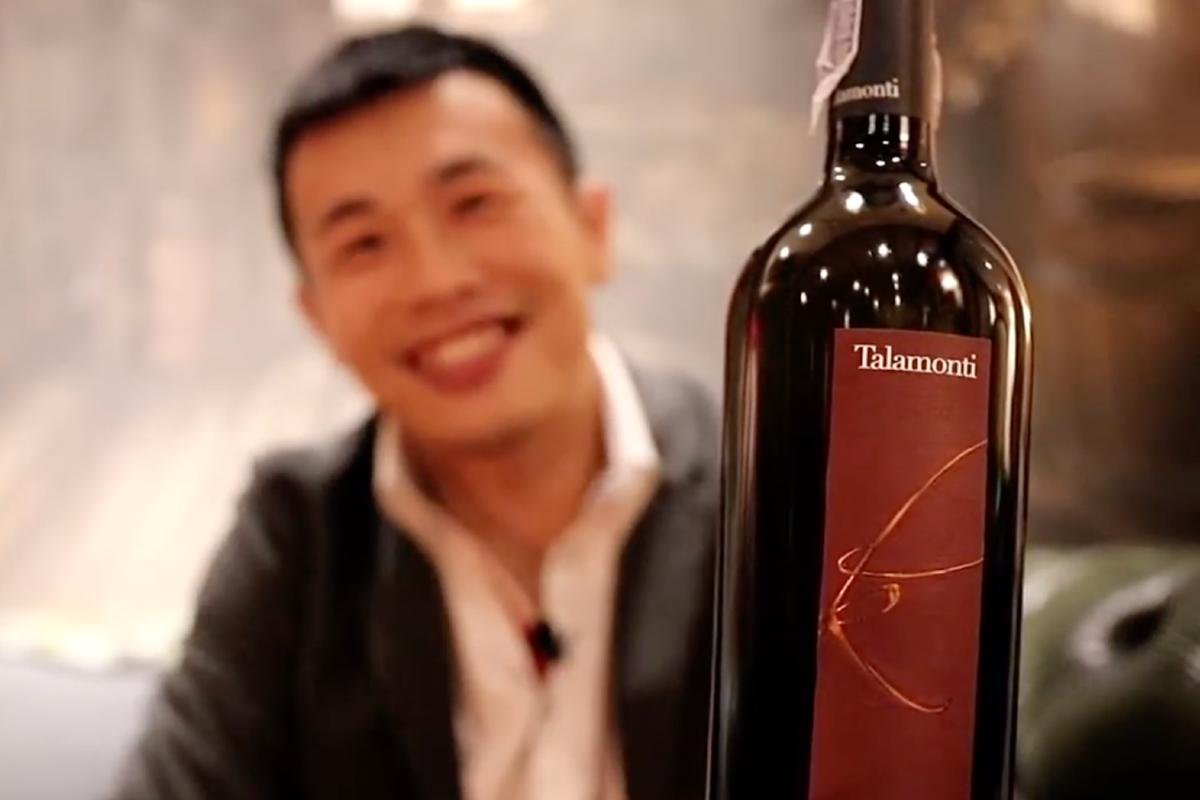 เรียนรู้จากมืออาชีพ: Keisuke Nakayama ชิมรสชาติของไวน์ Talamonti Kudos