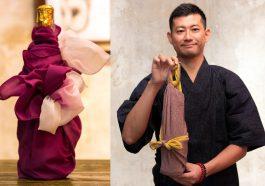 Mẹo nếm mù: Nghệ thuật gói quà Furoshiki của Nhật Bản