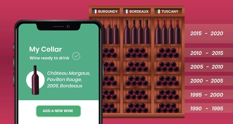 Chiến lược trữ rượu vang trong hầm
