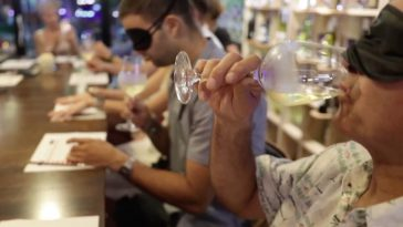 Wine Station Blind Tasting: A Fun and Memorable Experience to Try New Wines in Phuket