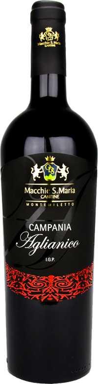 Macchie Santa Maria Campania Aglianico