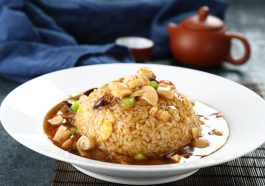 "Fujian Rice & ""Morassina"" Barbera d'Alba DOC"