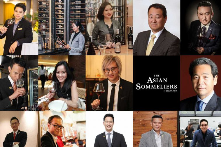 Wine review made by Asian sommeliers for Asian consumers