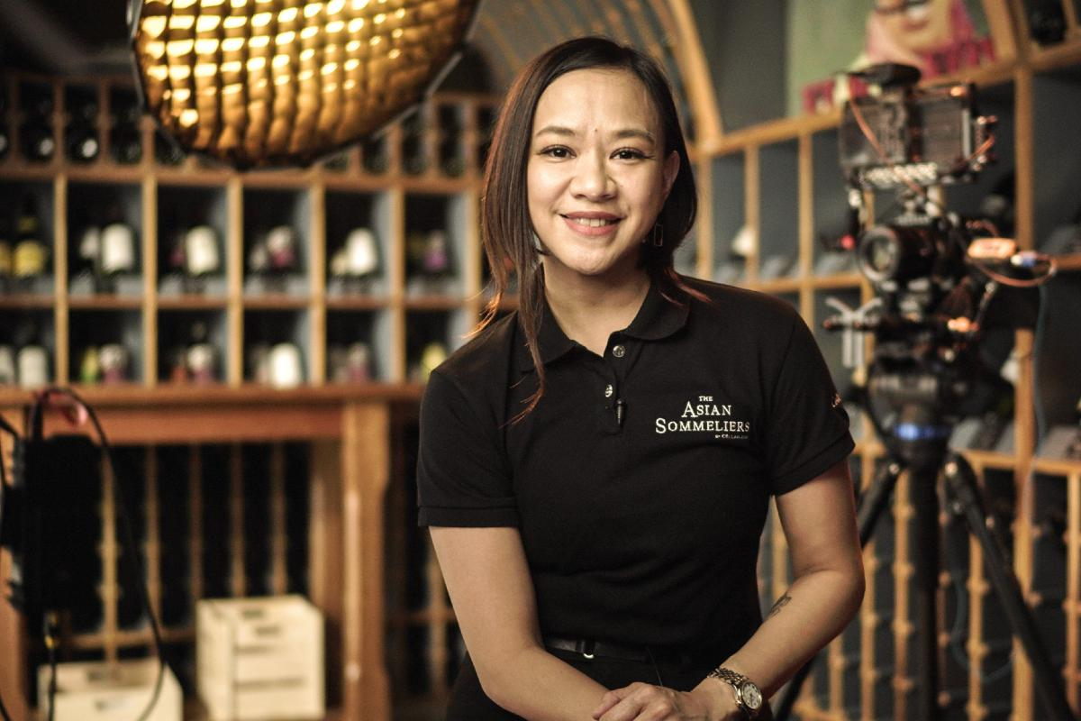 Let's Talk Wine by Cellar & Friends and The Asian Sommeliers