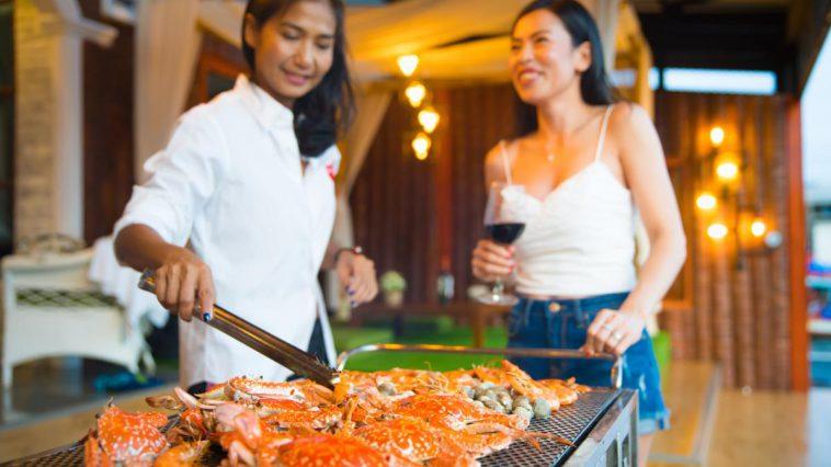 海鲜食物餐酒搭配之妙招